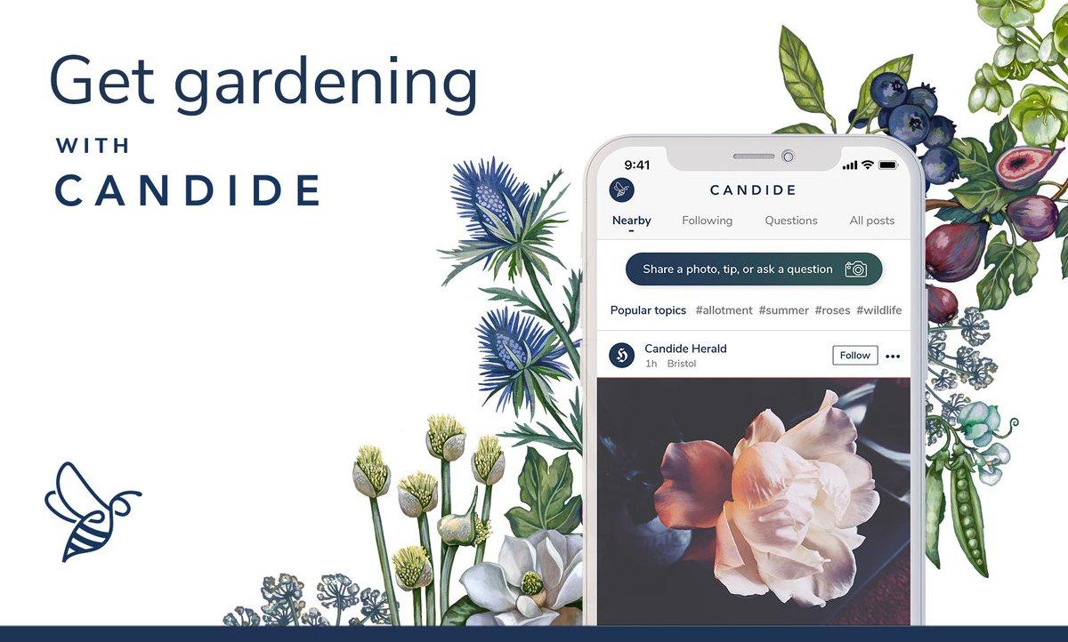 Candide Gardening App