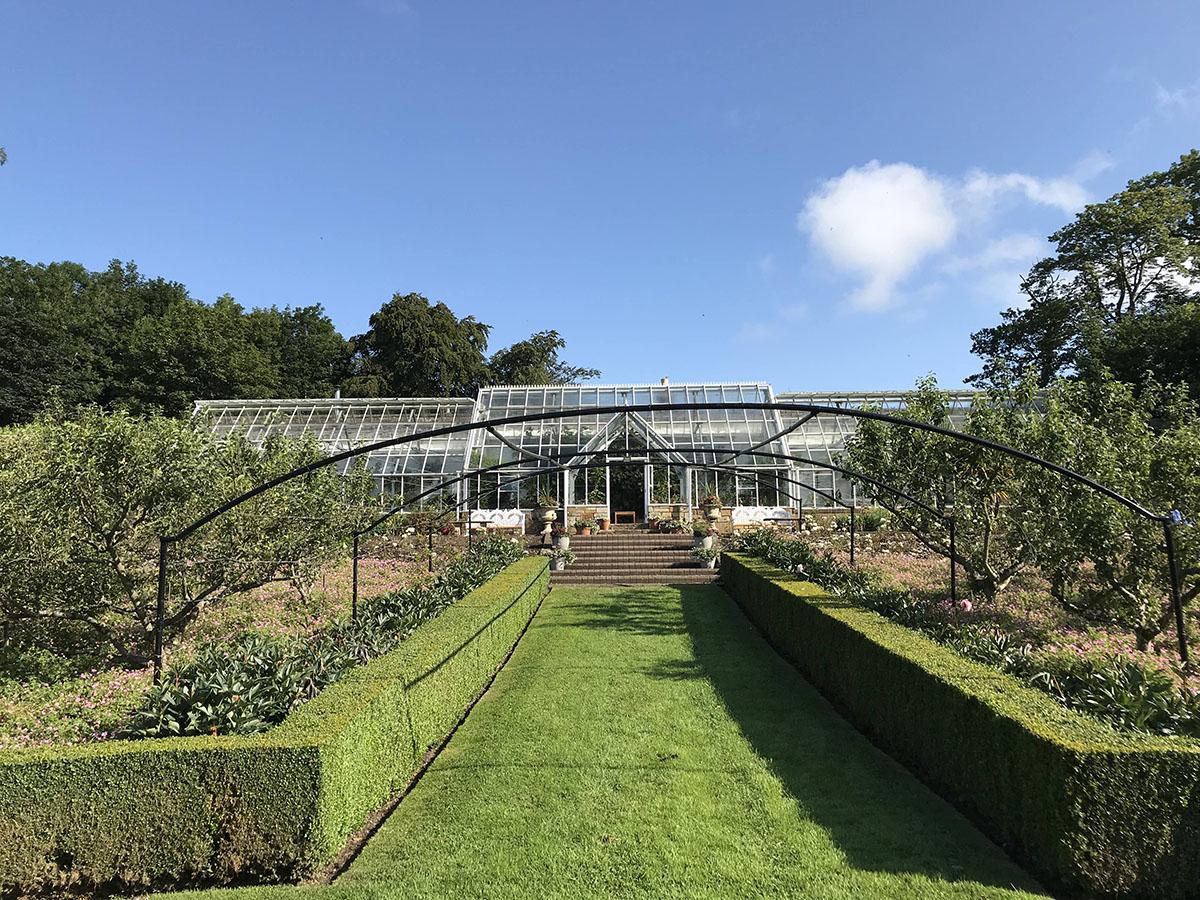 Walled Garden; Teasses; Estate;